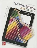 Teachers Schools and Society A Brief Introduction to Education Sadker