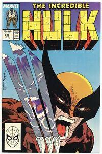 Incredible Hulk (1962) #340 VFNM Classic Todd McFarlane Cover Marvel Comics