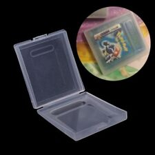 5x Plastic Clear Nintendo Game Cartridge Case Dust Cover for Game Boy GB GBC GBP
