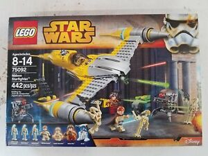 Lego Star Wars 75092 Naboo Starfighter Box Set - SEALED