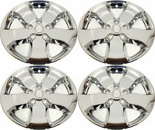"(4) 2011-2013 JEEP GRAND CHEROKEE 18"" CHROME WHEEL LINERS SKINS HUBCAP 8910P-18"""