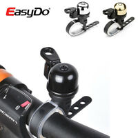 EasyDo MTB Road Bike Bicycle Brass Ring Bell Horn Fit 22.2-25.4mm Handlebar New