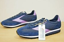 Brooks Vanguard Heritage Womens Trainers Size UK 7 / EU 40.5 Blue / Purple (KFQ)