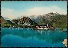 AD4657 Lago Maggiore (VB) - Isola Superiore e Baveno - Cartolina postale