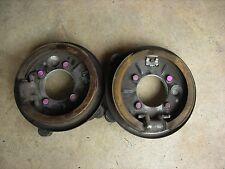 98-02 Camaro, Firebird Rear Backing Plates w/ Parking Brake Setup, ALL Mounting