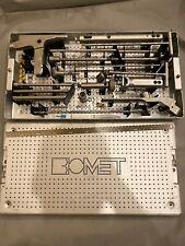 Biomet Uniflex Intramedullary Nail Instrumentation Kit And Case 1 592024