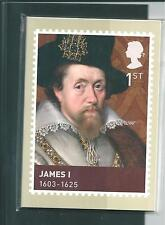 GB - PHQ CARDS -2010- THE AGE OF THE STUARTS -  COMPLETE SET  MINT