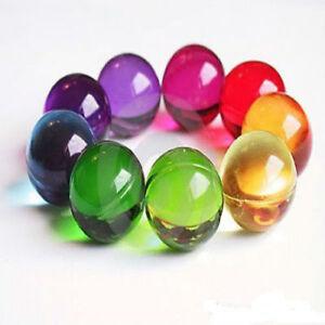 Circular 3.9g Bath Oil Beads Floral Fragrance Bath Pearls - Mixed Colours