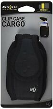 Nite Ize Durable Universal 360Swivel Case Equipped with 2 Card Holder- BLACK
