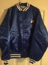 Lite Ice Dunbrooke Satin Jacket Vintage Size Adult XL