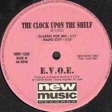 E.V.O. ET The Clock Dès The Plateau - 1993 New Music International - NMX 1290
