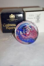 Caithness Reflections 1995~ handmade in Scotland ~ Mib with Coa
