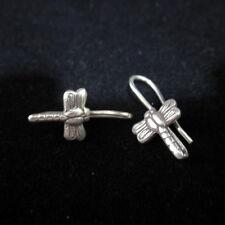 Ohrringe Pendientes de plata Libelle Fine Fashion Silver Earrings Dragonfly E135