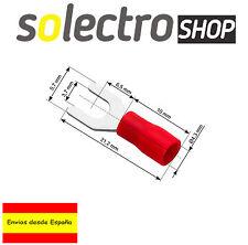 10x Terminales Horquilla Aislamiento M3.5 Conector de cable 0.5-1.5 mm2    K0029