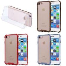 Housses et coques anti-chocs Pour iPhone X en silicone, caoutchouc, gel pour téléphone mobile et assistant personnel (PDA)