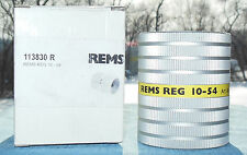 """Deburring/Reaming Tool 10mm - 54mm  1/2"""" - 2 1/8"""" Made In Germany by REMS"""