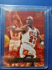 1995-96 Fleer Ultra Double Trouble #3 Michael Jordan