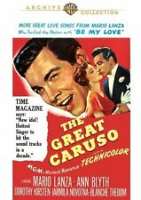 THE GREAT CARUSO (1951 Mario Lanza) - Region Free DVD - Sealed