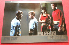 "STAR TREK TOS 50th Anniversary - MM7 ""MIRROR, MIRROR"" (uncut) - Foil Chase Card"