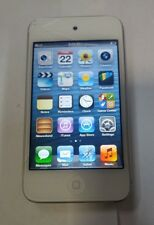 Apple iPod Touch 4th Gen. (A1367)-  White-  16GB - Read Below