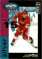1995-96 Collector's Choice Crash The Game #C29A Paul Coffey - NM-MT Oct 15