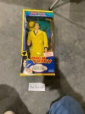 "Vtg 1990 Dick Tracy America's Greatest Detective 15"" Action Figure Playmates Nib"