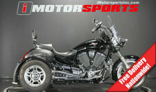 2013 Victory Motorcycles Boardwalk Gloss Black