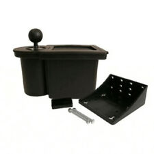 CLUB CLEAN Golf Cart Club & Ball Washer - Black (Universal Fit)
