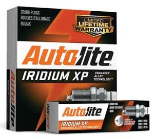 SET OF 8 AUTOLITE IRIDIUM SPARK PLUGS FOR FORD TL50 T3 WINDSOR 250KW 5.6L V8