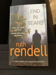 End In Tears by Ruth Rendell - Brand New