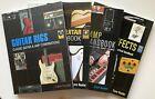 Electric Guitar Handbook - Set of 4 - Rigs, Guitar, Amp, Effects - Dave Hunter
