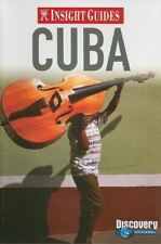 Pam Barrett, Cuba Insight Guide (Insight Guides), Like New, Paperback