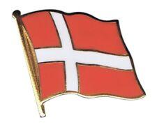 Dänemark Flaggen Pin Fahnen Pins Fahnenpin Flaggenpin Anstecker