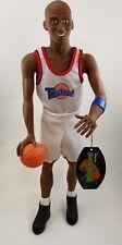 "Michael Jordan 1996 Space Jam Tune Squad 18"" Vinyl Doll Figurine Warner Bros"