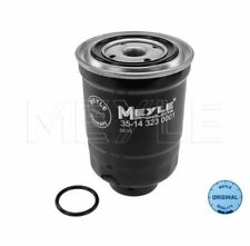 MEYLE Fuel filter MEYLE-ORIGINAL Quality 35-14 323 0001