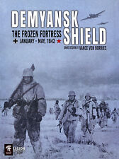 Legion Wargames Demyansk Shield Brand New In Shrink Wrap Fast Shipping