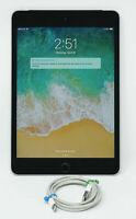 """Apple iPad Mini 4 16GB 7.9"""" Wifi A1538 Black Space Gray GREAT COSMETIC"""
