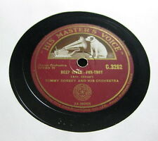 Tommy Dorsey & His Orchestra-Deep River/Without A Song H.M.V. 30cm (073)