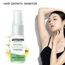 100% Natural Permanent Hair Removal Spray&Hair Growth Inhibitor Powerful DE