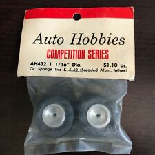 Vintage Auto Hobbies Tires and Mags Competition Series Strombecker Cox Slot Cars
