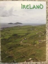 POSTCARD UNUSED IRELAND- THE BEAUTIFUL IRISH COAST WITH MATTED FINISH