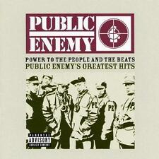 PUBLIC ENEMY (POWER TO THE PEOPLE - GREATEST HITS CD SEALED + FREE POST)