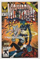 Wolverine #52 (Mar 1992 Marvel) [Mystique & Spiral] Larry Hama Marc Silvestri -p