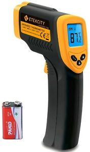 ⭐️Handheld Non-Contact IR Laser Infrared Digital Temperature Gun Thermometer🌡