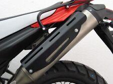 Fehling Yamaha XT 660 R Auspuffschutz aus Blech Schwarz