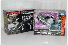Transformers Toys TAKARA MB-07 SOUNDWAVE Movie 10 Years Action Figure New