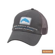 Simms Trout Trucker Hat Anvil OSFM