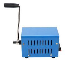 YaeTact Portable Generator Inverter Outdoor Multifunction Manual Crank Generator