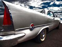 Car 1957 Dodge Plymouth Chrysler Built 1 24 Model 12 Vintage Concept 25 1961