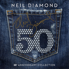 DIAMOND,NEIL-50TH ANNIVERSARY COLLECTION (US IMPORT) CD NEW